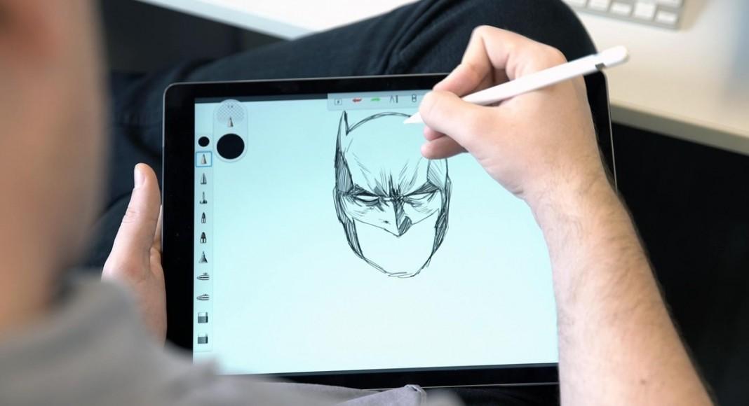 ipad-pro-drawing