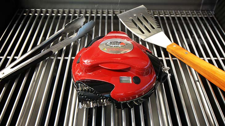 red-grilbot-on-grill