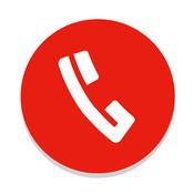 Call Recorder app icon.