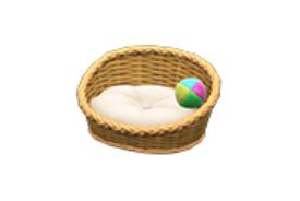 Original Animal Crossing Pet Bed